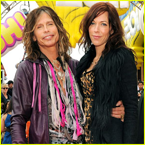 Steven Tyler: Engaged to Erin Brady!