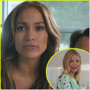 Jennifer Lopez &#038; Cameron Diaz: 'What to Expect' Trailer!