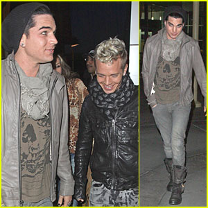 Adam Lambert & Sauli Koskinen: Movie Mates