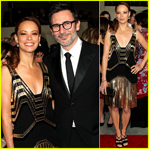 Berenice Bejo: DGA Awards with Michel Hazanavicius!