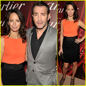 Berenice Bejo & Jean Dujardin: 'The Artist' at Palm Springs!