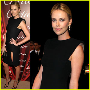Charlize Theron: 'Young Adult' Ensemble Award at Palm Springs