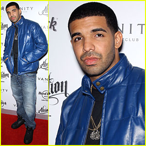Drake: Vanity Nightclub at Hard Rock Hotel & Casino Las Vegas!