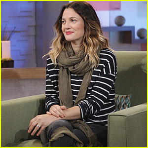 Drew Barrymore: Good Morning, America!