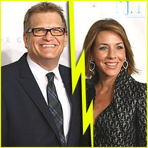 Drew Carey & Nicole Jaracz Break Engagement