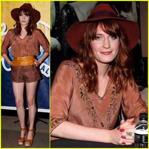 Florence Welch: Upcoming Tour Will Be 'Quite Pure'
