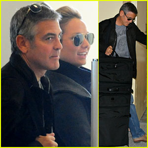 George Clooney: 'The Monuments Men' Director!