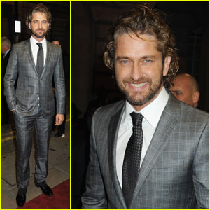 Gerard Butler: 'Coriolanus' Special Screening!