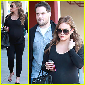 Hilary Duff: Checkup with Mike Comrie!