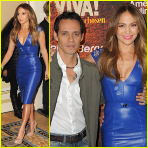 Jennifer Lopez & Marc Anthony: TCA Twosome