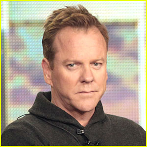 Kiefer Sutherland: '24' Movie Shooting This Spring!