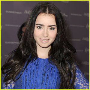 Lily Collins Starring in 'Evil Dead' Remake?
