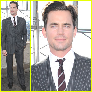 Matt Bomer: Channing Tatum was the Best Male Dancer!