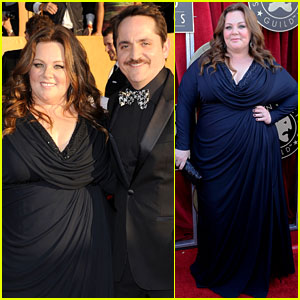 Melissa McCarthy - SAG Awards 2012 Red Carpet