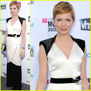 Michelle Williams - Critics' Choice Awards 2012