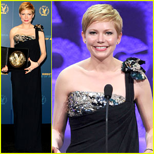 Michelle Williams: Directors Guild Awards!