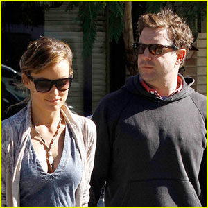 Olivia Wilde &#038; Jason Sudeikis: Lunch at Little Dom's!