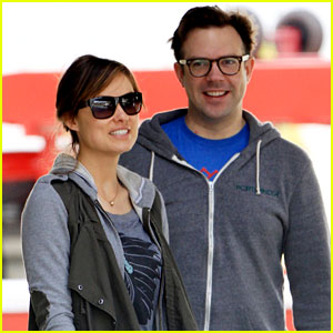 Olivia Wilde & Jason Sudeikis: Palm Springs Pair