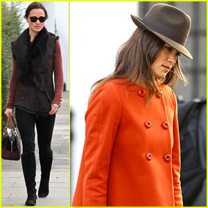 Pippa Middleton: Planning Sister Kate's 30th Birthday Party?