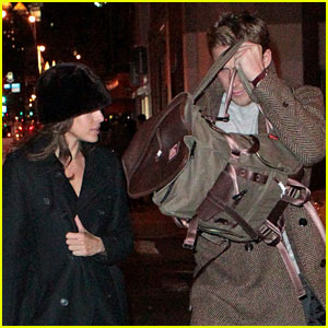 Ryan Gosling & Eva Mendes: New Year's Eve Lovebirds!