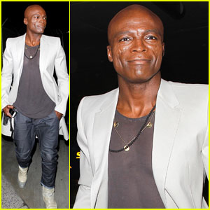 Seal: How Heidi Klum & I Explained Our Split to the Kids