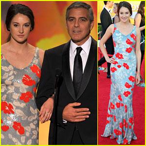 Shailene Woodley - SAG Awards 2012 Red Carpet