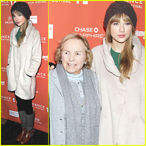 Taylor Swift: 'Ethel' Premiere at Sundance!