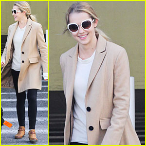Teresa Palmer: LAX Landing after Sundance