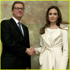 Angelina Jolie: Foreign Office Visit in Berlin