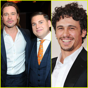 James Franco & Jonah Hill Starring in Brad Pitt's 'True Story'
