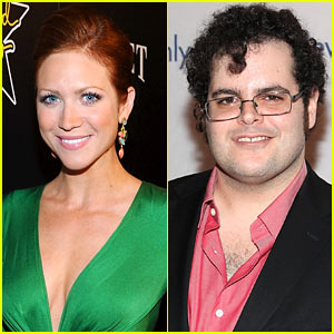 Brittany Snow & Josh Gad: '1600 Penn' Co-Stars!