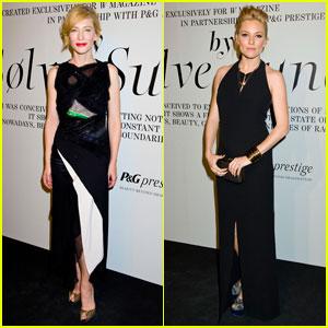Cate Blanchett & Sienna Miller: 'W' Women