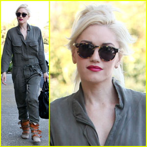 Gwen Stefani: Chiropractor's Appointment
