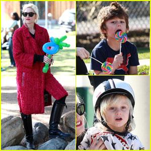 Gwen Stefani Wants 'Fashion-Forward' Customers