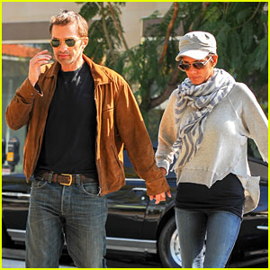 Halle Berry & Olivier Martinez: Il Picolino Lunch Lovers!