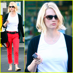 January Jones: 'Mad Men' Season Five Promo Debuts!
