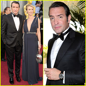 Jean Dujardin - Oscars 2012 Red Carpet