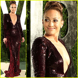 Jennifer Lopez - Vanity Fair Oscar Party