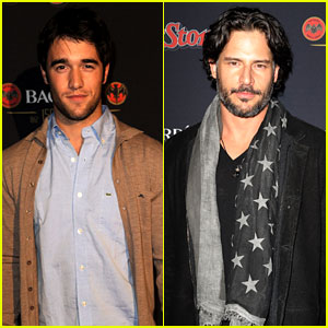 Josh Bowman & Joe Manganiello: Rolling Stone Party!