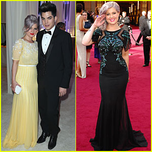Kelly Osbourne - Oscars 2012 Red Carpet & After Party