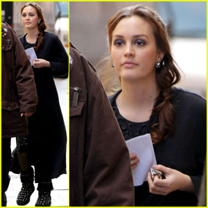 Leighton Meester Reflects on 'Gossip Girl' Audition