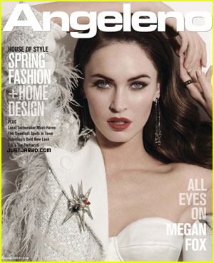 Megan Fox on Brian Austin Green: It Was Love At First Sight