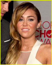 Miley Cyrus Gets Inked Again