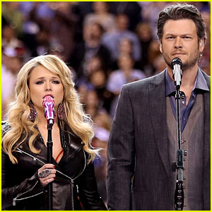 Miranda Lambert &#038; Blake Shelton: Super Bowl Duet!