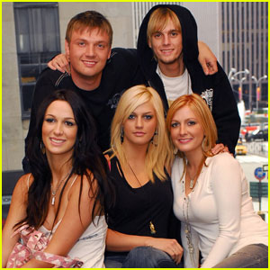 Nick Carter Speaks Out About Sister Leslie's Death