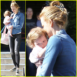 Nicole Kidman & Faith: Gymboree Gals