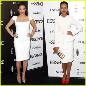 Paula Patton & Kerry Washington: 'Essence' Honorees!