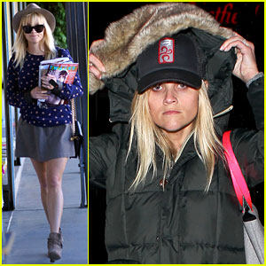Reese Witherspoon: Dating Is Terrifying!