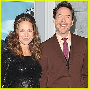 Exton Elias: Robert Downey, Jr.'s Newborn Son!