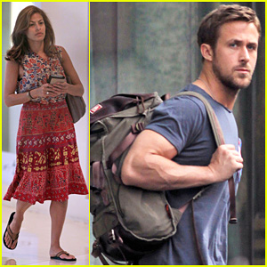 Ryan Gosling & Eva Mendes: Thai Lovebirds!